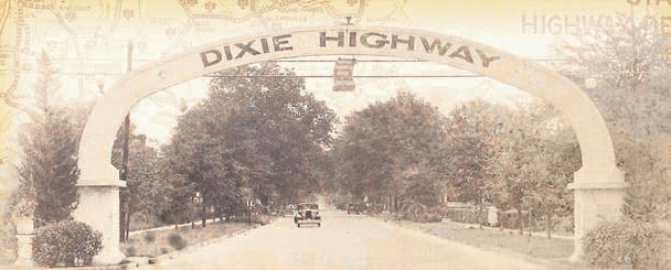 Shiloh's History: Old Dixie Highway Impact